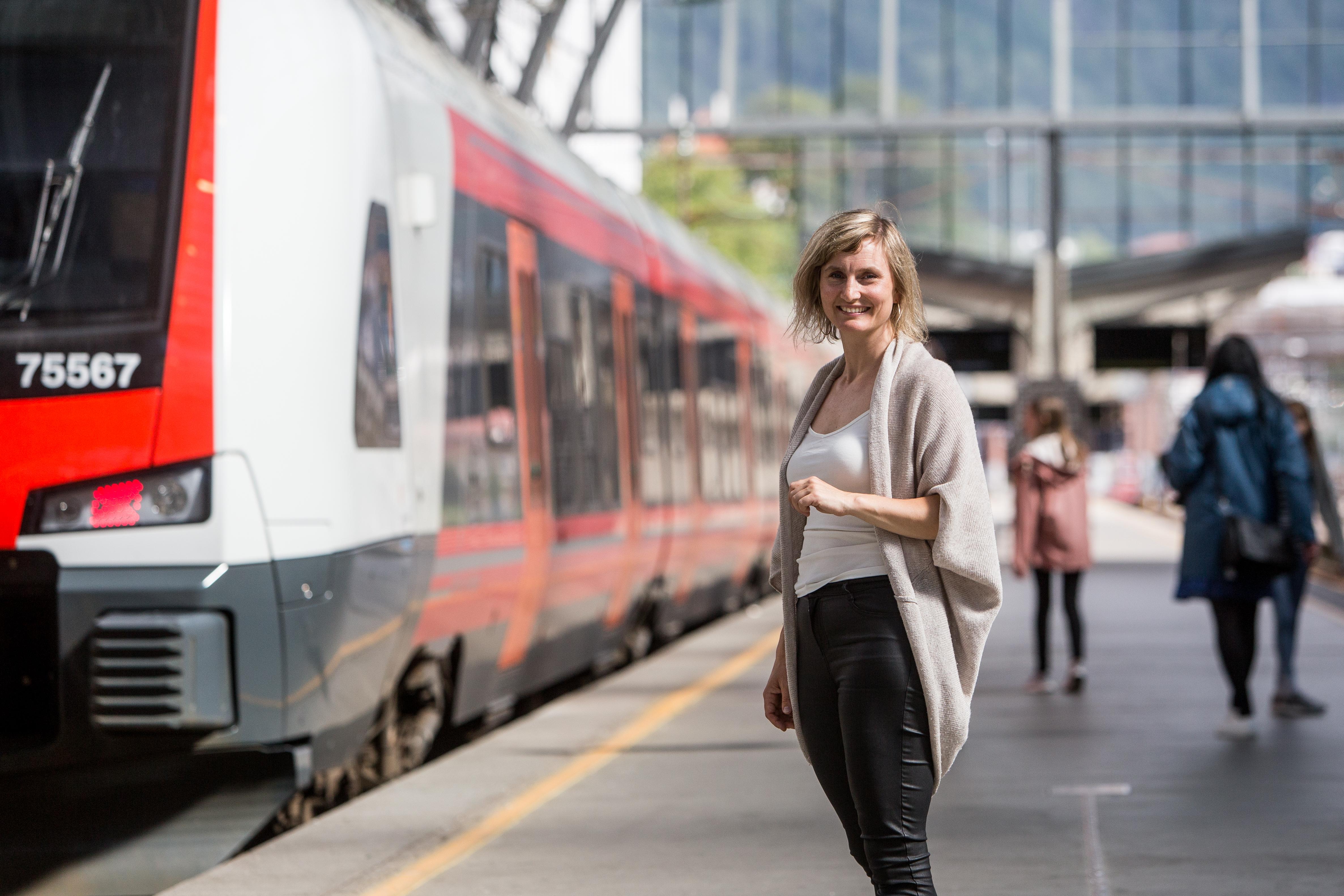 Ny jernbane og rassikker veg Bergen-Voss er hovudprioritet